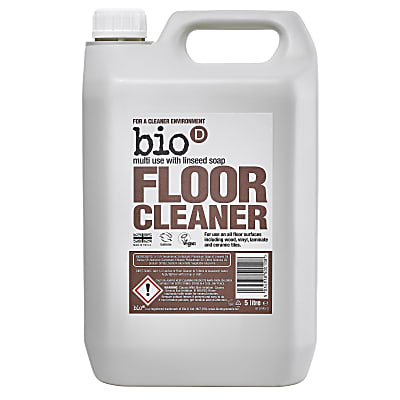 Bio-D Floor Cleaner with Linseed Soap - 5L