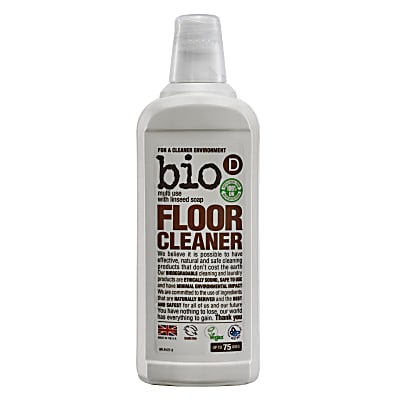 Bio-D Floor Cleaner with Linseed Soap