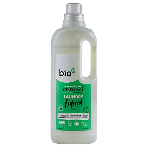 Bio-D Juniper Concentrated Laundry Liquid 1L