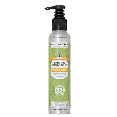 Beauty Kitchen Abyssinian Oil Prime Time Cream Cleanser