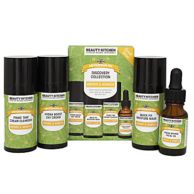 Beauty Kitchen Abyssinian Oil Discovery Collection Kit
