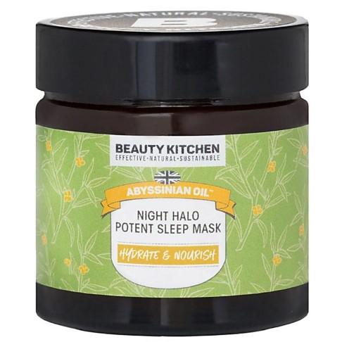 Beauty Kitchen Abyssinian Oil Night Halo Potent Sleep Mask