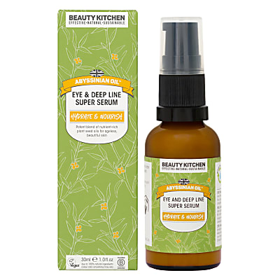 Beauty Kitchen Abyssinian Oil Super Serum for Eye & Deep Lines 30ml