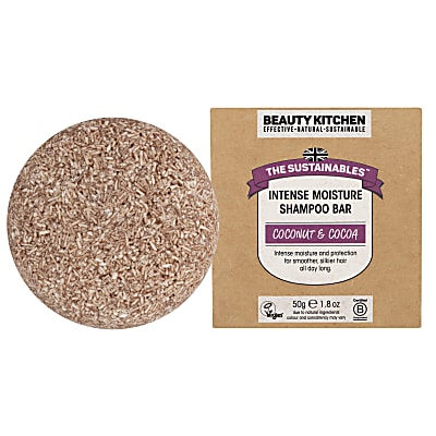 Beauty Kitchen Intense Moisture Shampoo Bar - Coconut & Cocoa