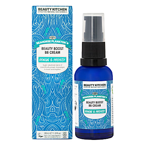Beauty Kitchen Seahorse Plankton+ Beauty Boost BB Cream