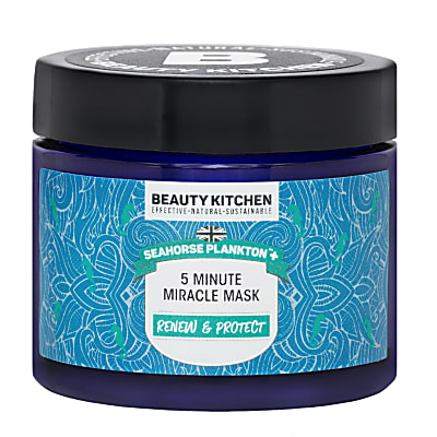 Beauty Kitchen Seahorse Plankton+ 5 Minute Miracle Mask