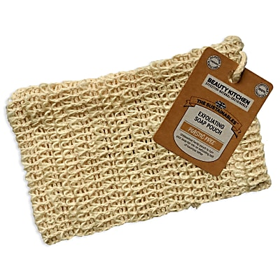 Beauty Kitchen Exfoliating Soap Pouch
