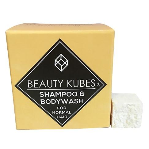 Beauty Kubes Unisex Shampoo and Body Wash