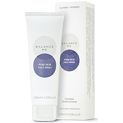 Balance Me Cleanse + Refresh Pure Skin Face Wash