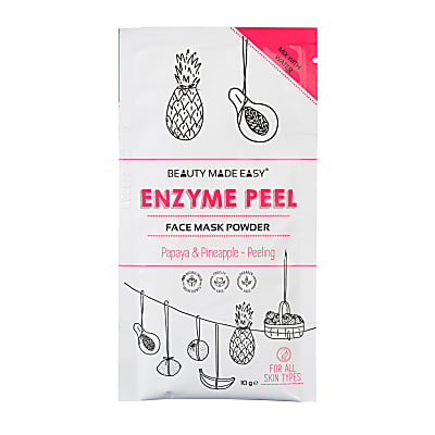 Beauty Made Easy ENZYME PEEL Face Mask Powder