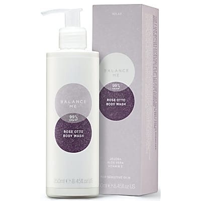 Balance Me Relax - Rose Otto Body Wash