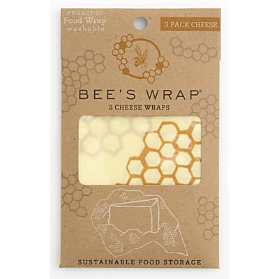 Bee's Wrap 3-pack Cheese
