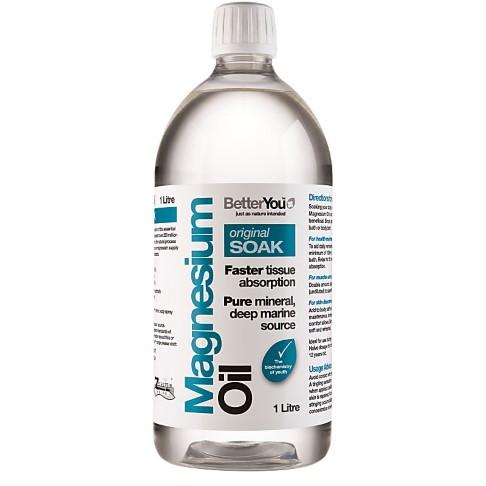 BetterYou Magnesium Oil Soak 1L