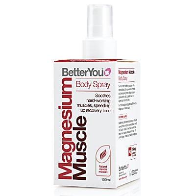 BetterYou Magnesium Recovery Spray