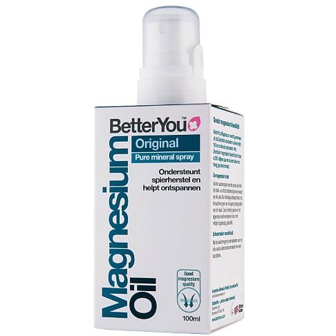 BetterYou Magnesium Original Spray