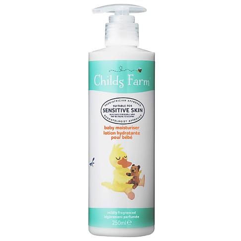 Childs Farm Baby Moisturiser - Mildly Fragranced (250ml)