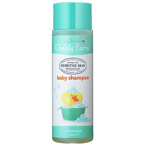 Childs Farm Baby Shampoo - Unfragranced (250ml)