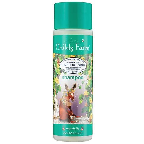 Childs Farm Organic Fig Shampoo - 250ml