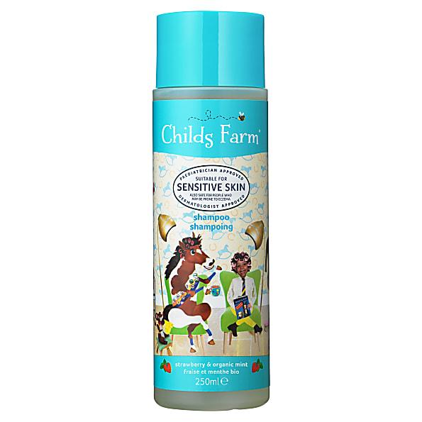 Childs Farm Strawberry & Mint Shampoo
