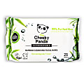Cheeky Panda Bamboo Facial Cleansing Wipes - fragrance free