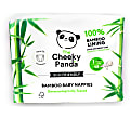Cheeky Panda Eco-Friendly Bamboo Baby Nappies Size 1 (4.5-11 lbs/ 2-5 kg)