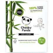 Cheeky Panda Eco-Friendly Bamboo Baby Nappies Size 4