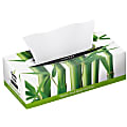 The Cheeky Panda Luxury Bamboo Facial Tissue - Box of 80