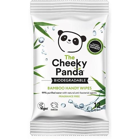 Cheeky Panda Bamboo Handy Wipes