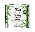 The Cheeky Panda Toilet Roll: FSC Certified Bamboo Toilet Paper 4 Rolls
