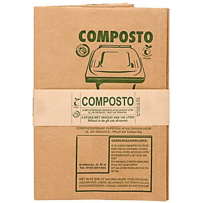 Composto 140L Compost Bags (4 bags)