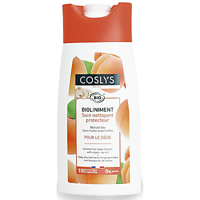 Coslys Organic Apricot Ointment for Baby's Bottom's