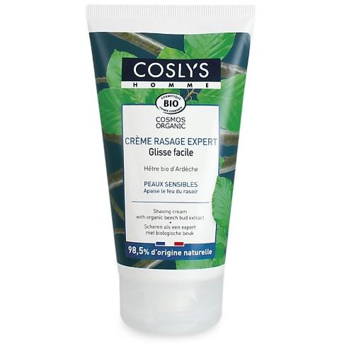 Coslys Shaving Cream with Organic Beech Bud