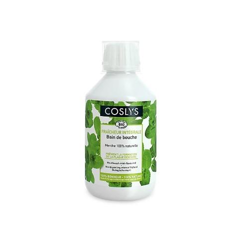 Coslys 100% Natural Mint Mouthwash