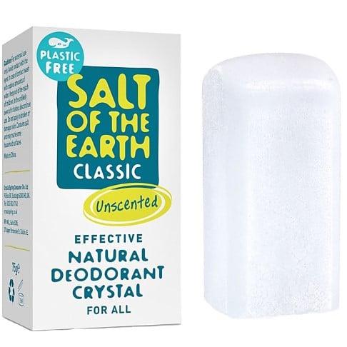 Salt of the Earth Plastic Free Crystal Stick Deodorant