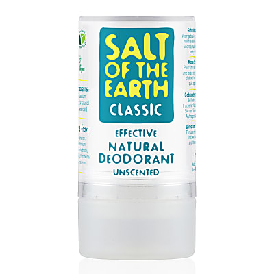 Crystal Spring Salt of the Earth Classic Natural Deodorant