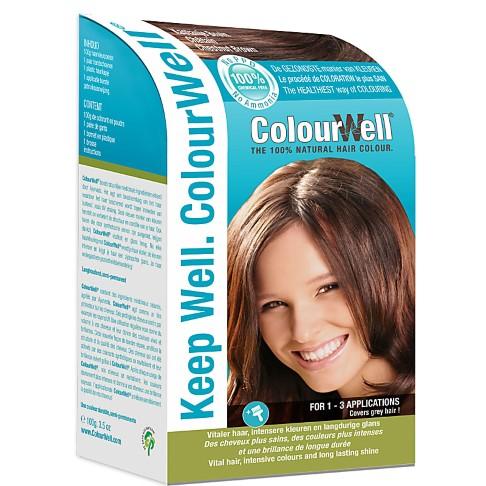 ColourWell Hair Dye -  Chestnut Brown