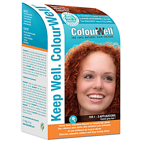 ColourWell Hair Dye - Copper Red