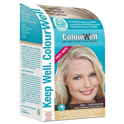 ColourWell Hair Dye - Light Blond