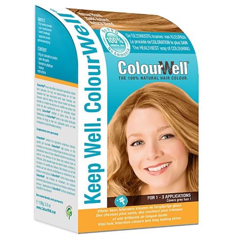 ColourWell Hair Dye -  Natural Blond