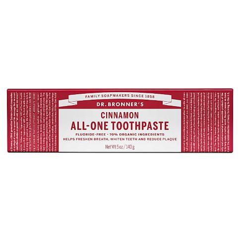Dr Bronner's Cinnamon Toothpaste