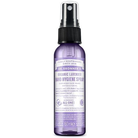 Dr. Bronner's Organic Lavender Hand Sanitising Spray