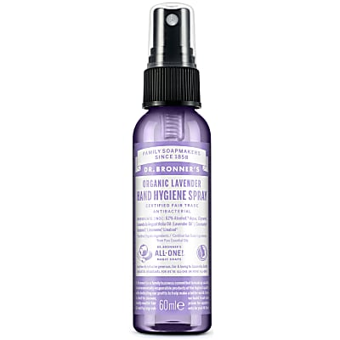 Dr. Bronner's Organic Lavender Hand Hygiene Spray