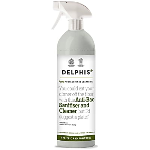 Delphis Eco Anti-Bacterial Kitchen Sanitiser 700ml