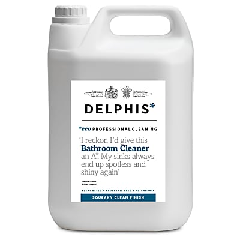 Delphis Eco Bathroom Cleaner 5L refill