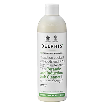 Delphis Eco Professional Ceramic & Induction Hob Cleaner 500ml