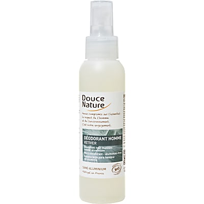 Douce Nature Men's Deodorant Spray