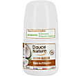 Douce Nature Roll On Deodorant for Sensitive Skin - Coconut