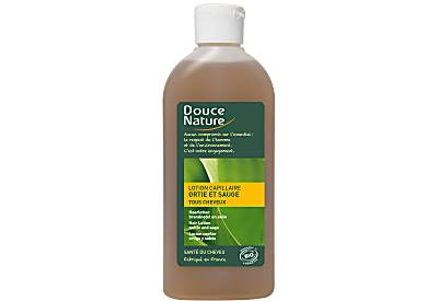 Douce Nature Hair Lotion with Nettle and Sage