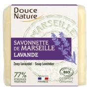 Douce Nature - Savonnette de Marseille Lavender Soap - 100g