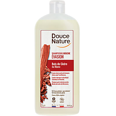 Douce Nature Sandalwood Shower Gel